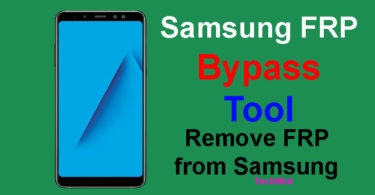 Download Samsung FRP Tool & Remove FRP from Samsung