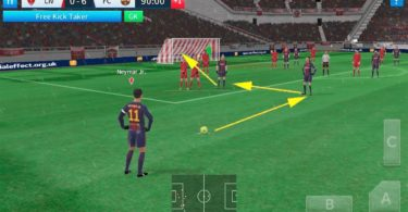 Dream League Soccer quick taps tricks