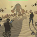 Earth Protect Squad 1.71b Apk + Mod (Free Shopping) android Free Download