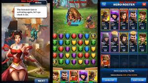 Empires & Puzzles RPG Quest quick upgrades
