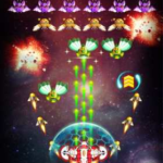 Galaxy Shooting 1.370 Apk + Mod Money android Free Download