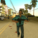 Grand Theft Auto Vice City 1.09 Apk full + Mod + Data Android Free Download