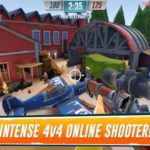 Heroes of Warland – PvP Shooter Arena 1.5.5 Apk + Mod (Ammo) + Data android Free Download