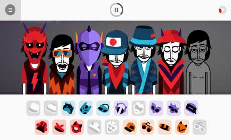 Lets Play Games - Incredibox