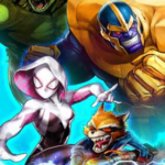 MARVEL Battle Lines 2.23.0 Apk for android Free Download