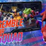 MARVEL Strike Force 3.6.0 Apk + Mod Energy,Skill,Attack,… android Free Download