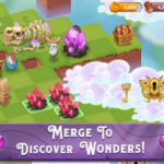 Merge Magic! 1.1.0 Apk + Mod (Unlimited Money) android Free Download