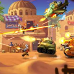 Metal Squad 1.9.1 Apk + Mod (Unlimited Coins,Bomb,HP) android Free Download