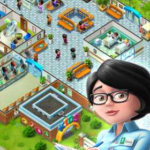 My Hospital 1.2.02 Apk + Mod Money / Heart / Coins android Free Download