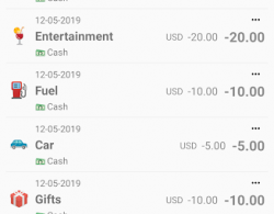 Personal Finance Pro Cost accounting Family budget v1.9.4.Pro [Paid] APK Free Download