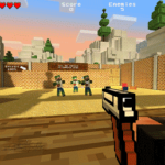 Pixel Gun 3D Mod 16.7.3 apk + Mod Money + Data Android Free Download