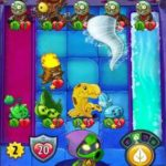 Plants vs. Zombies Heroes 1.34.5 Apk + Mod HP,Sun android Free Download