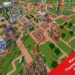 RollerCoaster Tycoon Touch 3.3.0 Apk + Mod Hard/Soft/Heart + Data Free Download
