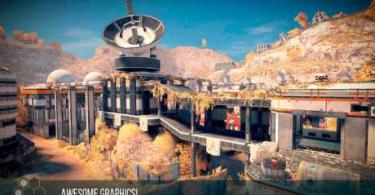 Destiny Warfare: Sci-Fi FPS