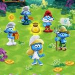 Smurfs Bubble Story 2.12.12840 Mod Apk Coins , Live android Free Download