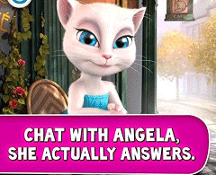 Talking Angela 2.9.0.5 Apk + Mod + Data (a lot of money) for Android