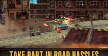 Dead Paradise: Race Shooter