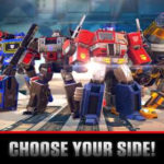 Transformers Earth Wars 6.0.0.247 Apk + Mod Energy android Free Download