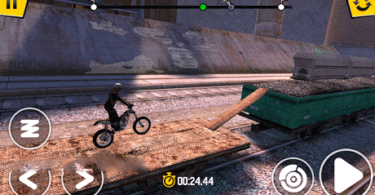 Trial Xtreme 4 2.8.3 Apk + Mod (Coins,Unlocked) + Data Android