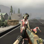 Zombie shooter 3.0.3 Apk + Mod Money android Free Download
