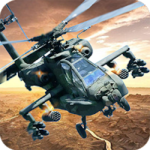 Gunship Strike 3D – VER. 1.1.0 Unlimited (Gems – Coin) MOD APK