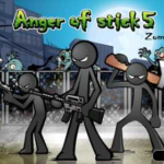 Anger of Stick 5 1.1.8 Apk + Mod android Free Download