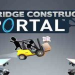 APK MANIA™ Full » Bridge Constructor Portal v5.0 APK Free Download