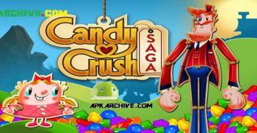 Candy Crush Saga v1.154.1.1 [Mod] APK