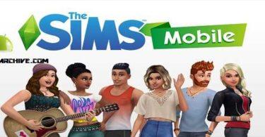 The Sims™ Mobile v9.2.1.145832 APK