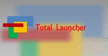 Total Launcher Premium Apk