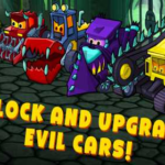 Car Eats Car 3 – Racing Game 2.1 Apk + Mod (Unlimited Money shopping) android Free Download