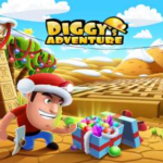 Diggy's Adventure 1.5.165 Apk android Free Download