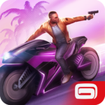 Download Gangstar Vegas MOD APK + OBB v4.5.0i (Money/VIP 10) Free Download