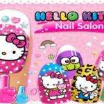 Hello Kitty Nail Salon 1.9 Apk + Mod (Unlocked) android Free Download