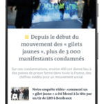 Le Monde, l'info en continu v8.9.8 [Subscribed][Mod] APK Free Download Free Download