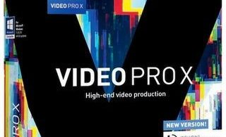 MAGIX Video Pro X11