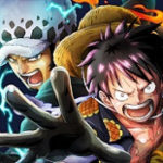 ONE PIECE TREASURE CRUISE 9.2.0 Mod (God Mode, High Attack, 1 Wave Win, Unlimited Cards) APK