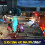 PVP Survival Action Game 1.0.6 Apk + Mod (Unlimited Blood) + Data android Free Download