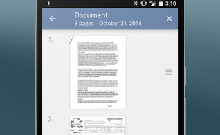 scan documents and receipts in PDF v1.5.7 [Paid] APK Free Download