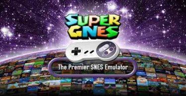 SuperGNES (SNES Emulator) apk