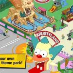 The Simpsons Tapped Out 4.40.5 Apk + Mod(money/donuts) android Free Download