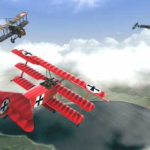 WW1 Sky Aces 1.2 Apk + Mod (Unlimited Money) android Free Download