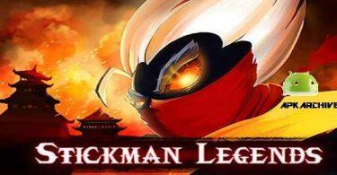 Stickman Legends: Shadow Wars Apk