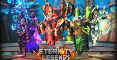 Eternity Legends - Dynasty Warriors - 3D strategy