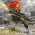 PvP Army Shooter 1.2.1 Apk + Mod Camo,Enemy,Ghost android Free Download