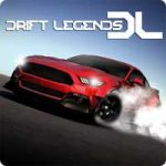 Drift Legends 1.9.2 Apk + MOD (Unlimited Money) + Data for Android Free Download