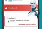 ESET Mobile Security & Antivirus v5.2.68.0 + Keys APK Free Download