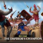Gladiator Glory Egypt 1.0.17 Apk + Mod (Unlimited Money) + Data android Free Download