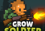 Grow Soldier - Idle Merge game Free Shopping MOD APK