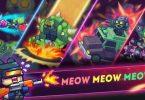 Cat Gunner: Super Force (Pixel Zombie Shooter)